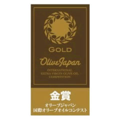 "Gold Medal and 2 Silver Medals in ""International Olive Oil Japan 2014"""