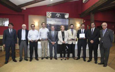 Nuestro Aceite de Oliva Virgen Extra con Denominación de Origen recibe un Accesit en la Entrega de Premios Cornicabra 2014