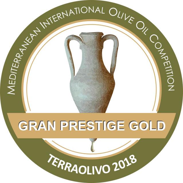 Terraolive – Gran Prestige Gold 2018