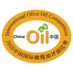 "Grand Mention ""China International Olive Oil Competition 2015"""