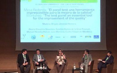 Aceites García de la Cruz participa en Toledo en el II Congreso Internacional del Aceite de Oliva Virgen Extra