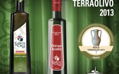 Nuestros Aceites Premiados en Terraolivo 2013