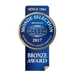 Monde Selection  – Bronze Medal 2017