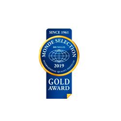 Monde Selection Medalla de Oro. Organic Japón 250 ml europen